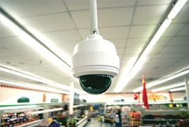 Видеонаблюдение в магазине супермаркете торговом центре