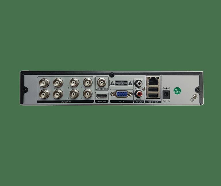 FX-8RT-4HM- 8-и канальный cетевой видеорегистратор