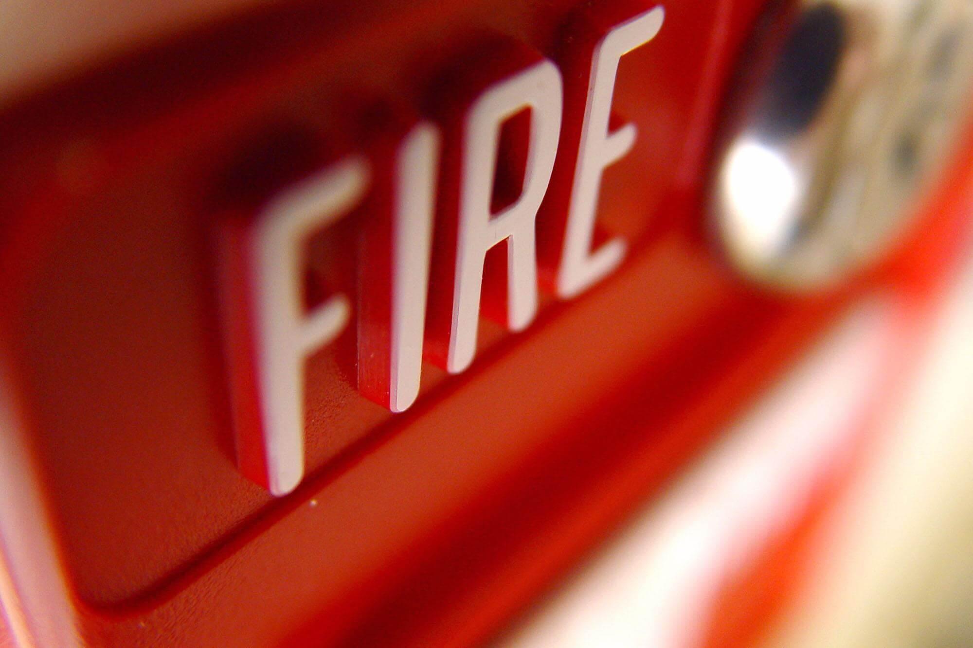 системы пожарной сигнализации обслуживание монтаж установка