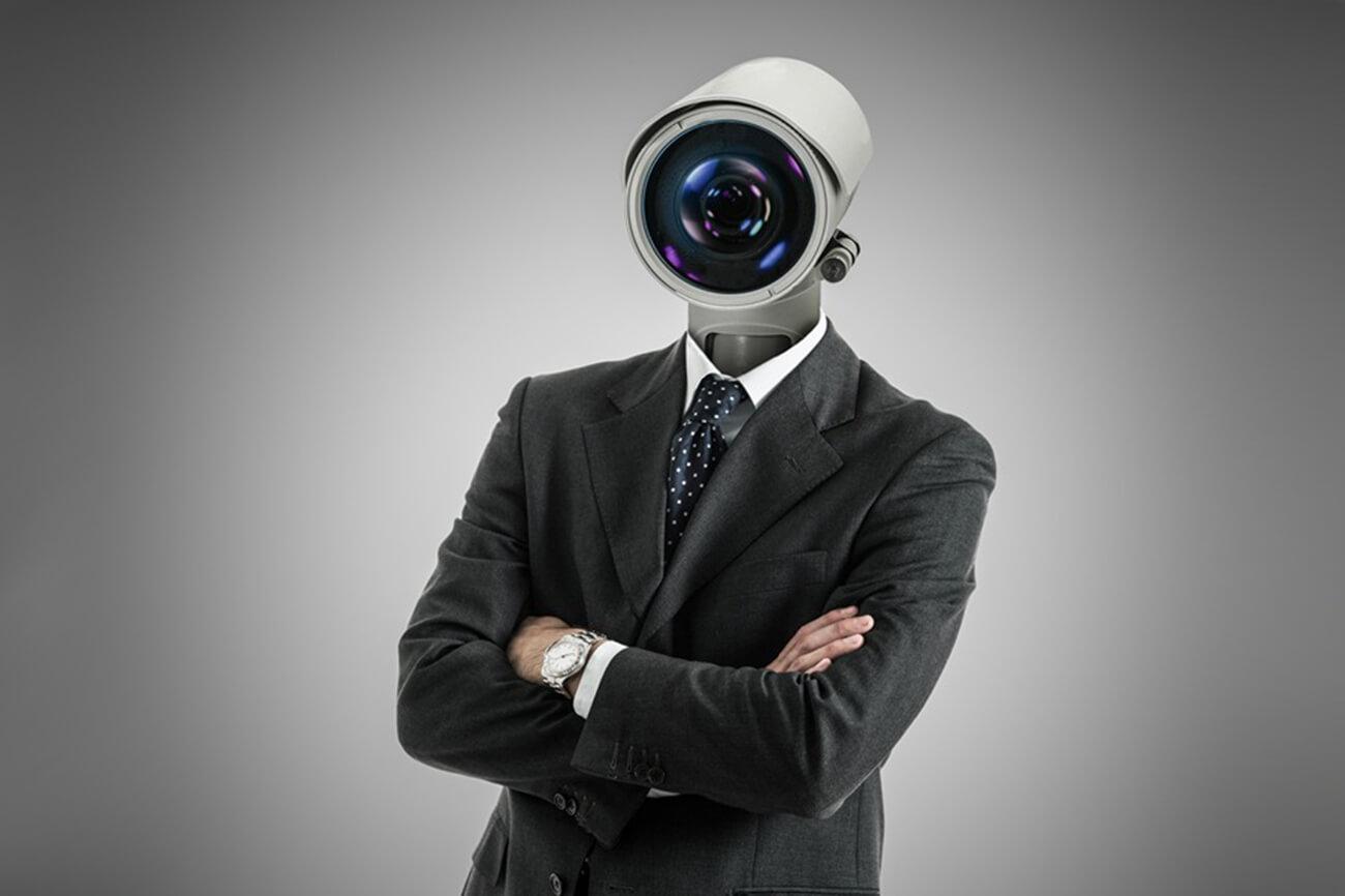 как появились системы видеонаблюдения