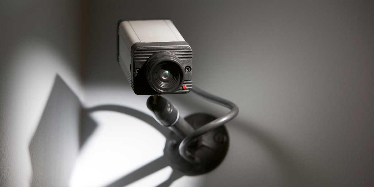 Просмотр записей с камеры видеонаблюдения