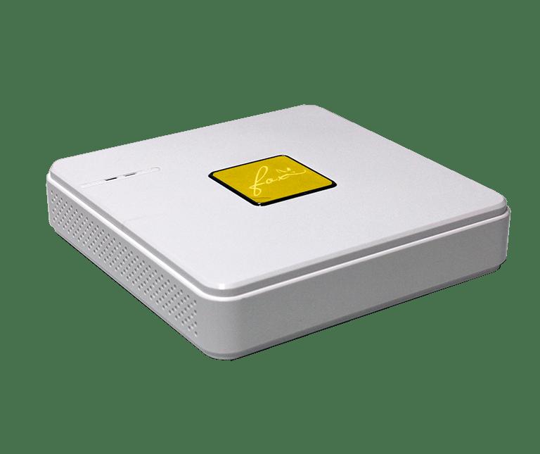 FX-4LT- 4-х канальный cетевой видеорегистратор