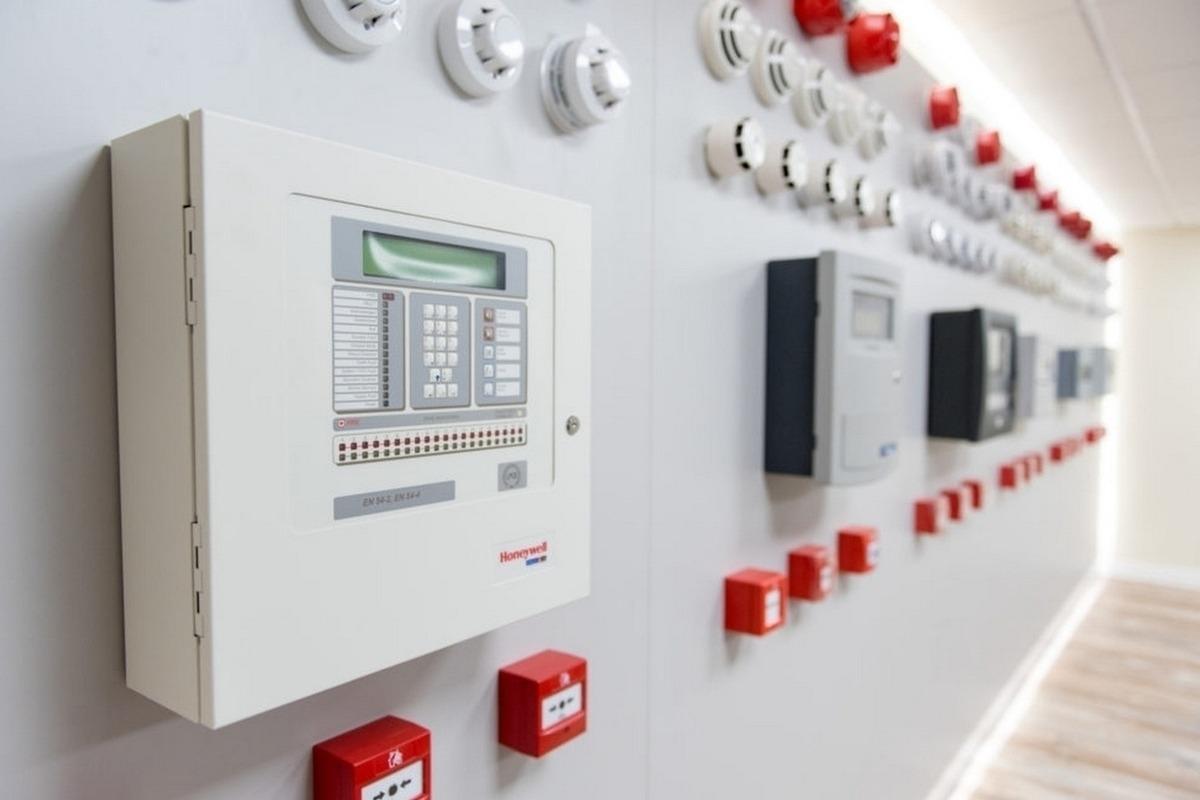 Роль аккумуляторных батарей в пожарной сигнализации